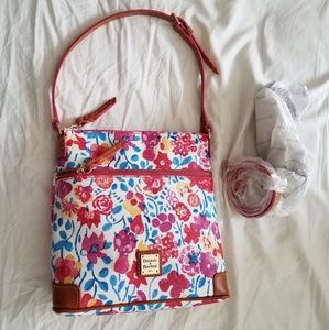 Dooney & Bourke Floral Marabella Purse